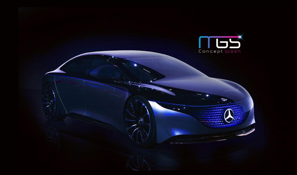 voiture luxe futur