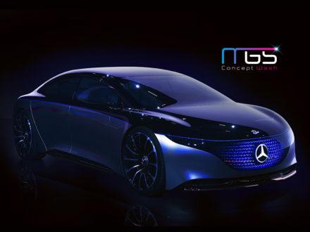 voiture luxe futur logo